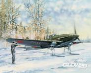 IL-2 Sturmovik on Skis