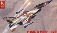 1/72 F16 A/B ISREALI VIPER