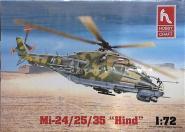 1/72 MI-24 HIND WAR ON TERROR