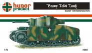 44M Heavy Toldi / Toldi III. WWII.