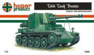 """44M """"Vadasz Toldi"""" / Toldi Tank Hunter WWII."""