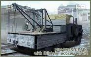 EINHEITSDIESEL with Bilstein recovery crane