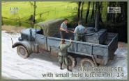 EINHEITS  DIESEL with small field kitchen Hf.14