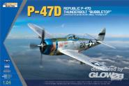 P-47D Thunderbolt Bubble Top