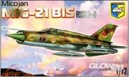 MiG-21 BIS Fishbed-N Soviet fighter