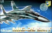 MiG-29 SMT Soviet multipurpose fighter