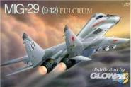 MiG-29 (9-12) Soviet prototype fighter