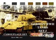 German vehicle WWII set n.2