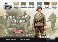 German military uniforms WWII set n.1