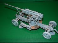 Soviet 85mm 52-K AA Gun