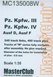 Tracks for Pz.Kpfw.III , Pz.Kpfw.IV 1941-44