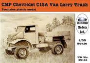 C15A Chevrolet Lorry Van Truck 1-35