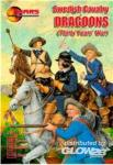 Swedish cavalry dragoons, 30 years war