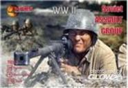 WWII Soviet assault group