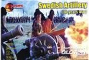 Swedish artillery, 30 years war