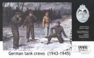 Deutsche Panzerbesatzung Set I