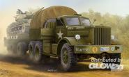 US M19 Tank Transporter-Hard Top