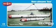 "German mini-submarine ""Hase"""