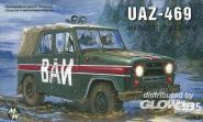 UAZ-469 Military milicia
