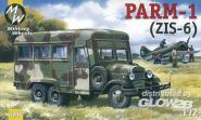 PARM-1 + rubber wheels