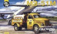 M3-51M on the GAZ-51
