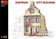 Österreichisches Stadthaus Ruine Halbrelief