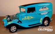 Dave's SpeedShop HotRod Delivery Sedan