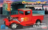 Model A Hot Rod Pick-up Orange Peel