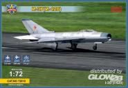 Mikoyan I-3U(I-420) Soviet interceptor