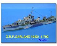 Polish Destroyer Garland