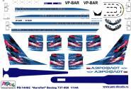 Boeing 737-400 Aeroflot