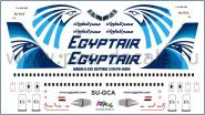 Airbus A-320 Egypt air