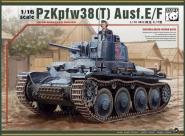 1/16 Panzer 38T
