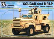 1/35 Cougar 4x4 MRAP