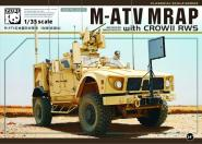 1/35 M-ATV with w/CROW II RWS