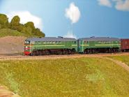 Diesellokomotive 2M62