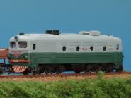 Diesellokomotive TE10