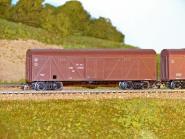 Gedecketer Güterwagen, modernisiert