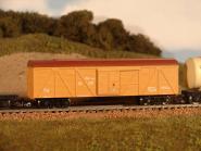 Gedecketer Güterwagen, modernisiert, Gefahrgut