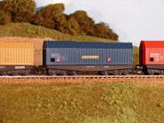 "Stahlrollentransportwagen Shis ""Transportwaggon"""