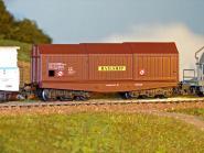 "Stahlrollentransportwagen Shis ""Railship"""