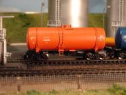 Tankwagen für Ölprodukte