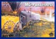 MG-Panzernest