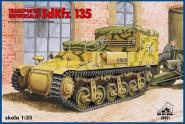 SdKfz 135 - German WWII universal carrier
