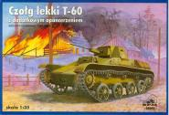 LIGHT TANK T-60 (with additional armor)