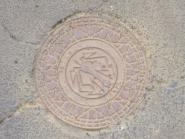 Soviet manhole covers 1922+