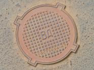 Soviet manhole covers 1947+