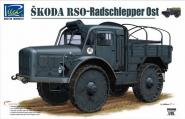 1/35 Skoda RSO- Radschlepper Ost