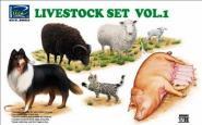 1/35 Livestock Set Vol.1