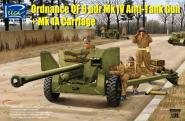1/35 OQF 6 Pdr. Mk.IV Late War Inf.